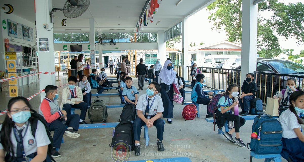 Year 6 students return to School