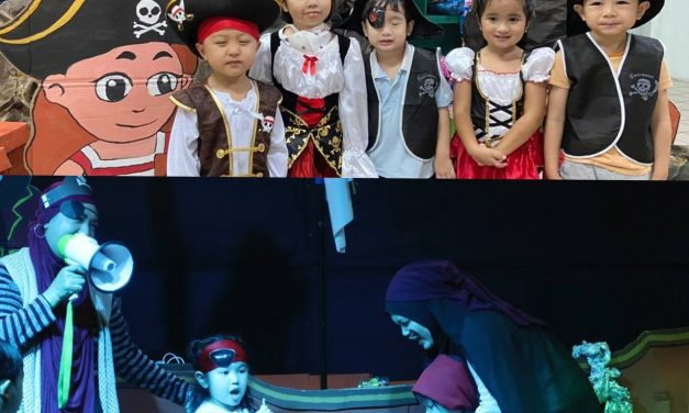 Pirate Themed Learning Adventure Write Up 2021