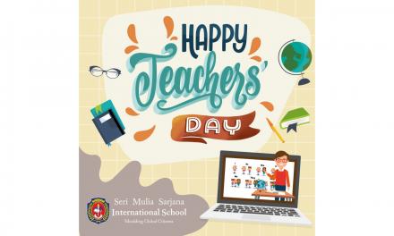 Teachers' Day Virtual Party 2021!